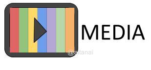 Media Server Logo