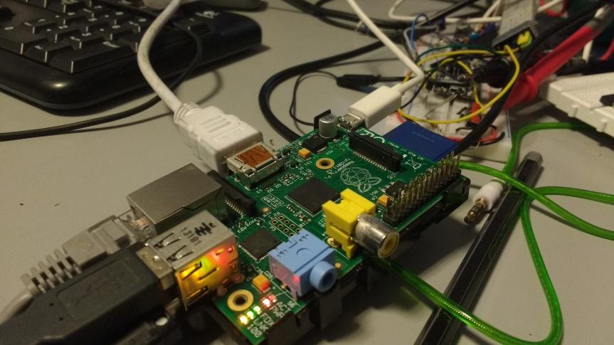 IOT Survillance with Arduino + Rpi +WebRTC